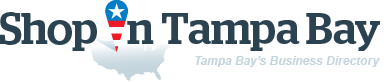 ShopInTampaBay. Business directory of Tampa Bay - logo